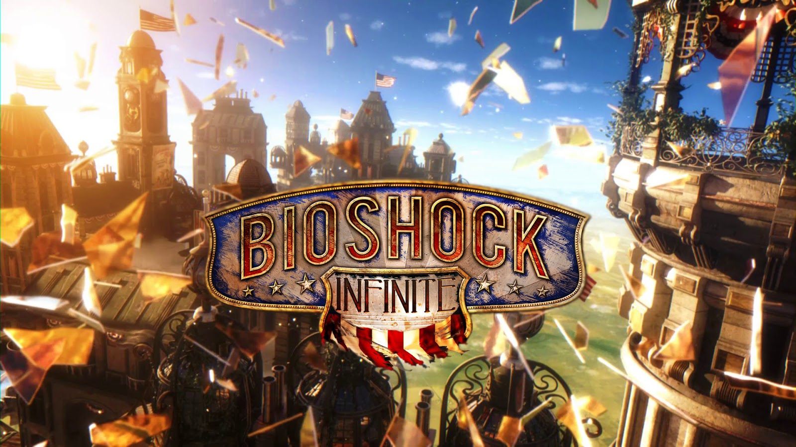 Bioshock Infinite Walkthrough (Xbox 360)