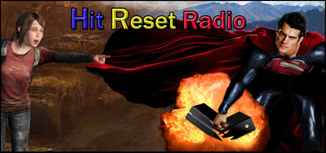 Video Game Podcast | Hit Reset Radio Talks Video Games