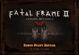 Fatal Frame II: Crimson Butterfly Walkthrough (Playstation 2)