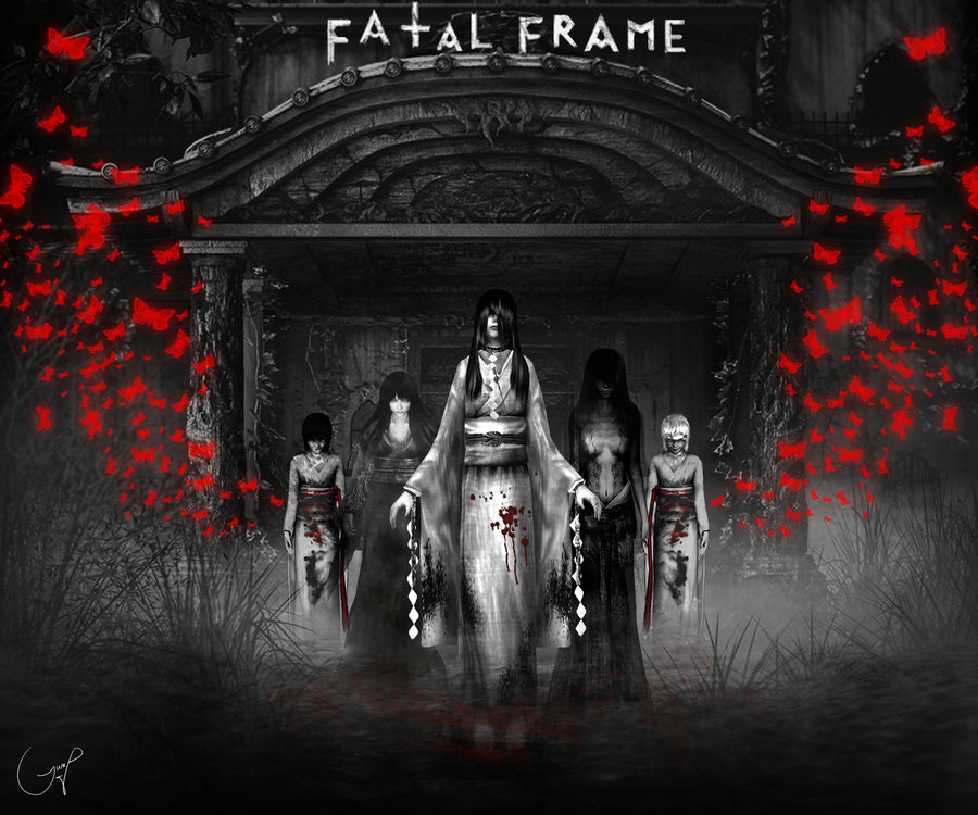 Fatal Frame Walkthrough (Playstation 2)