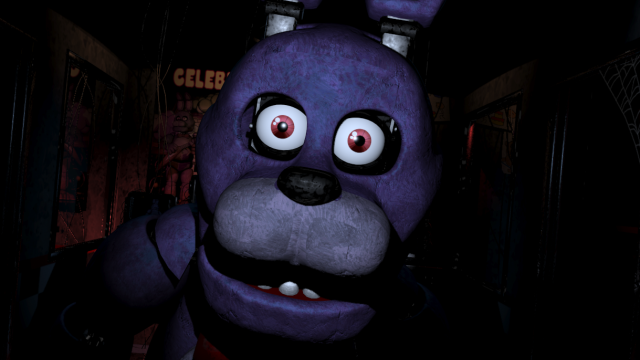 Five Nights At Freddy's Gameplay Walkthrough (PC)