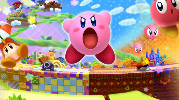Kirby Triple Deluxe Trailer For Nintendo 3DS Is Intense!