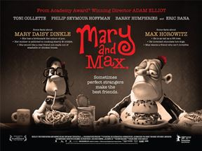 Mary And Max - One Of My Favorite Movies Review