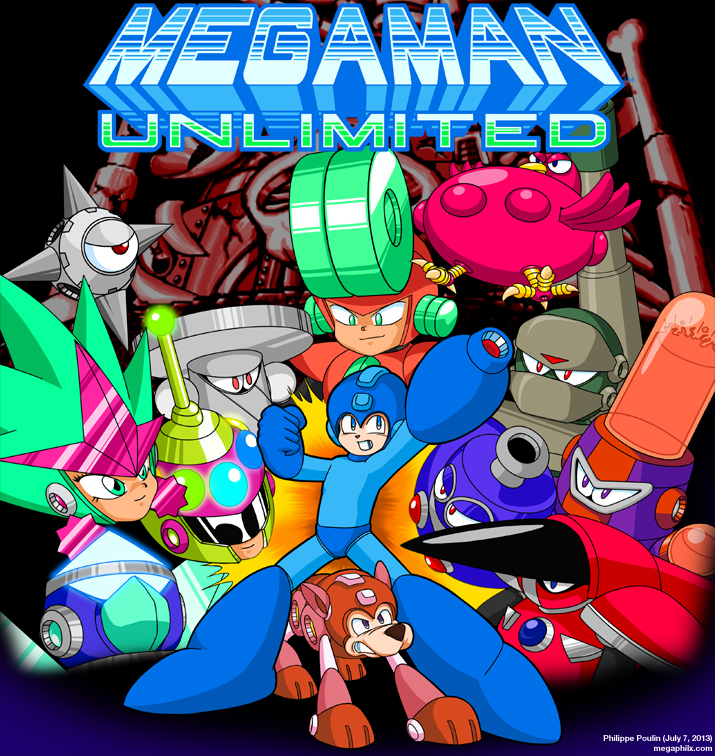 PC Exclusive: Megaman Unlimited