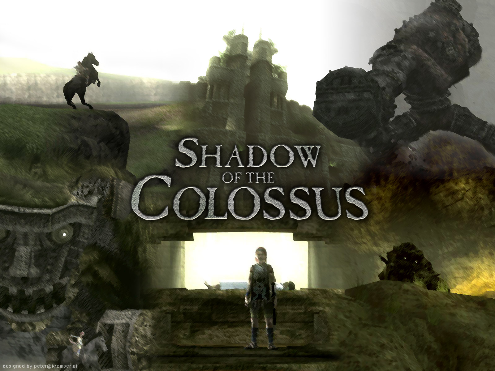 Shadow Of The Colossus Review (Skippable Spoilers)