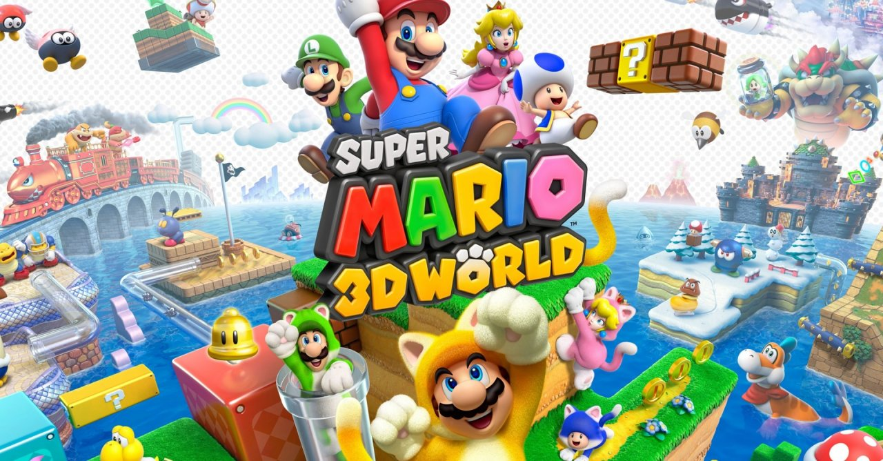 Super Mario 3D World Completionist Review